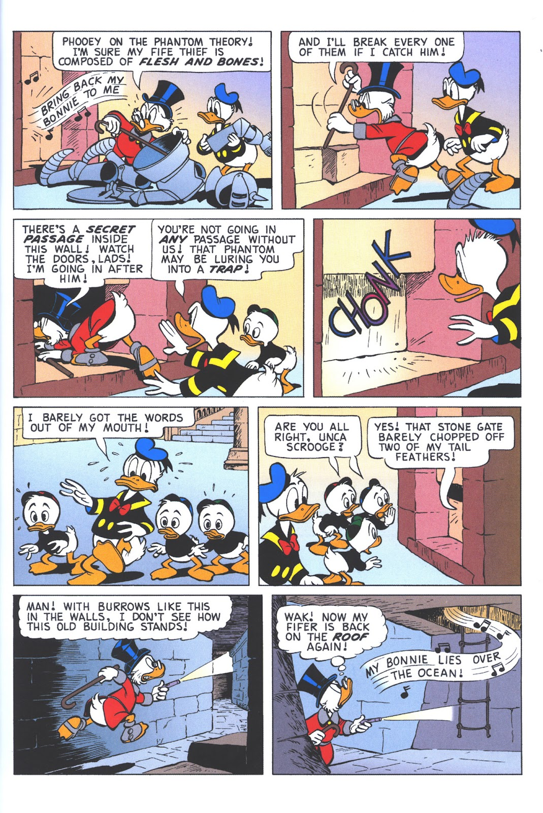 Uncle Scrooge (1953) Issue #379 #379 - English 9