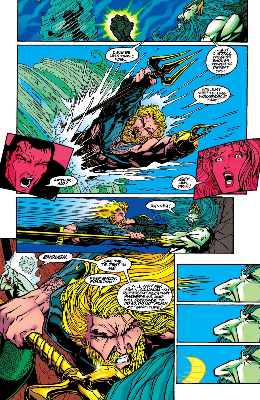 Aquaman (1994) Issue #46 #52 - English 18