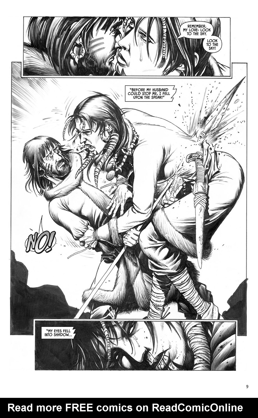 Creepy (2009) Issue #5 #5 - English 11