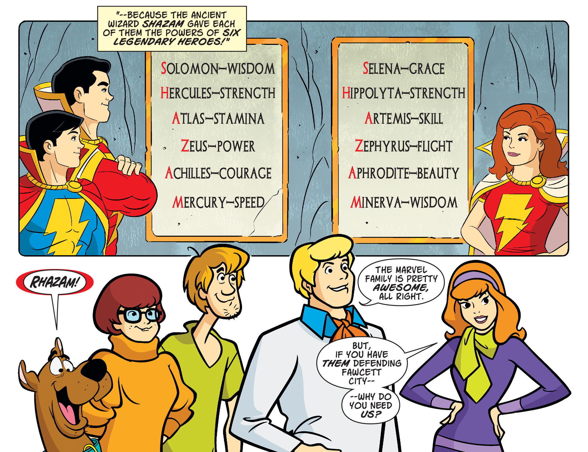 Read online Scooby-Doo! Team-Up comic -  Issue #31 - 5