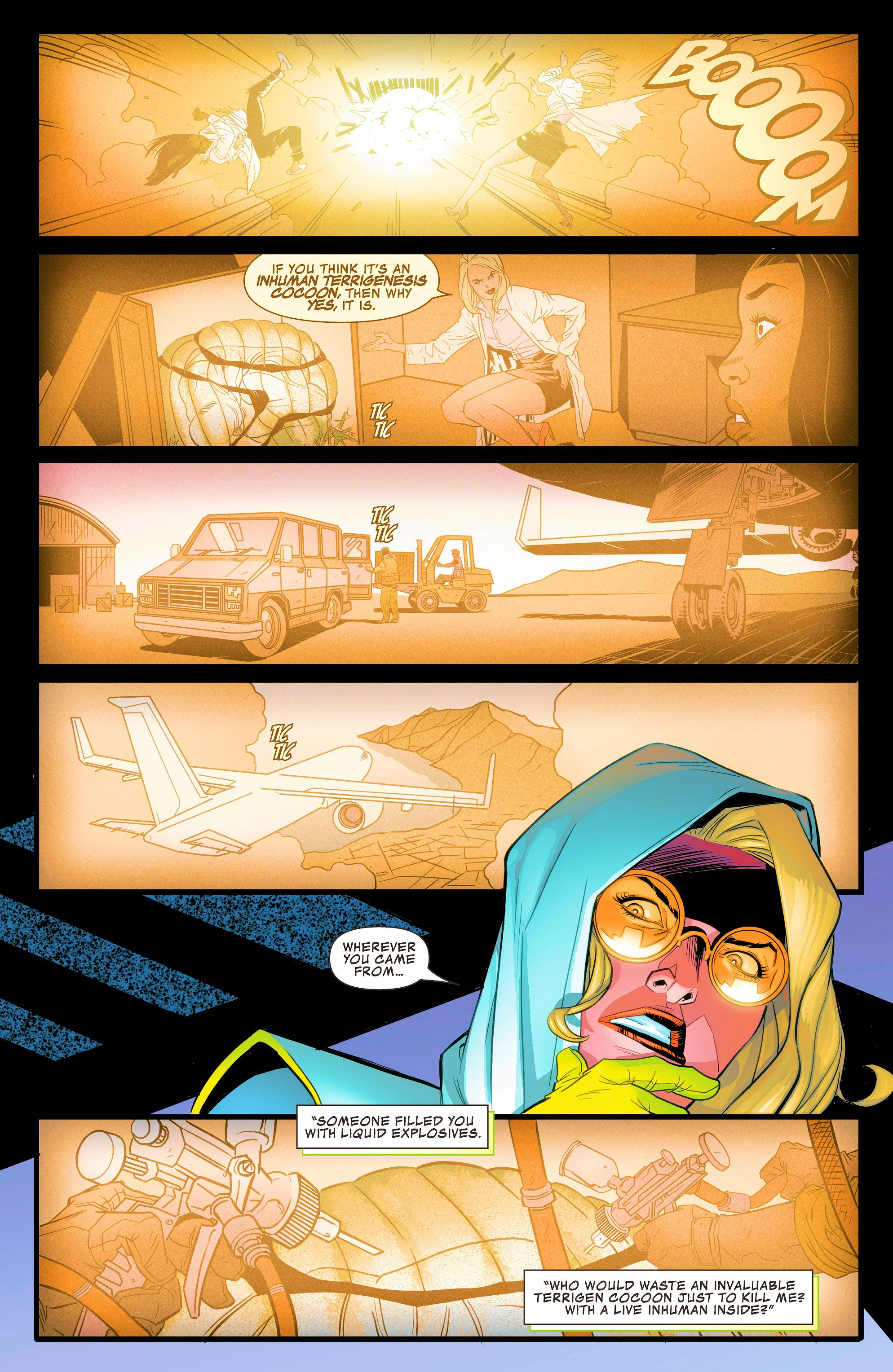 Read online Avengers Assemble (2012) comic -  Issue #22 - 4