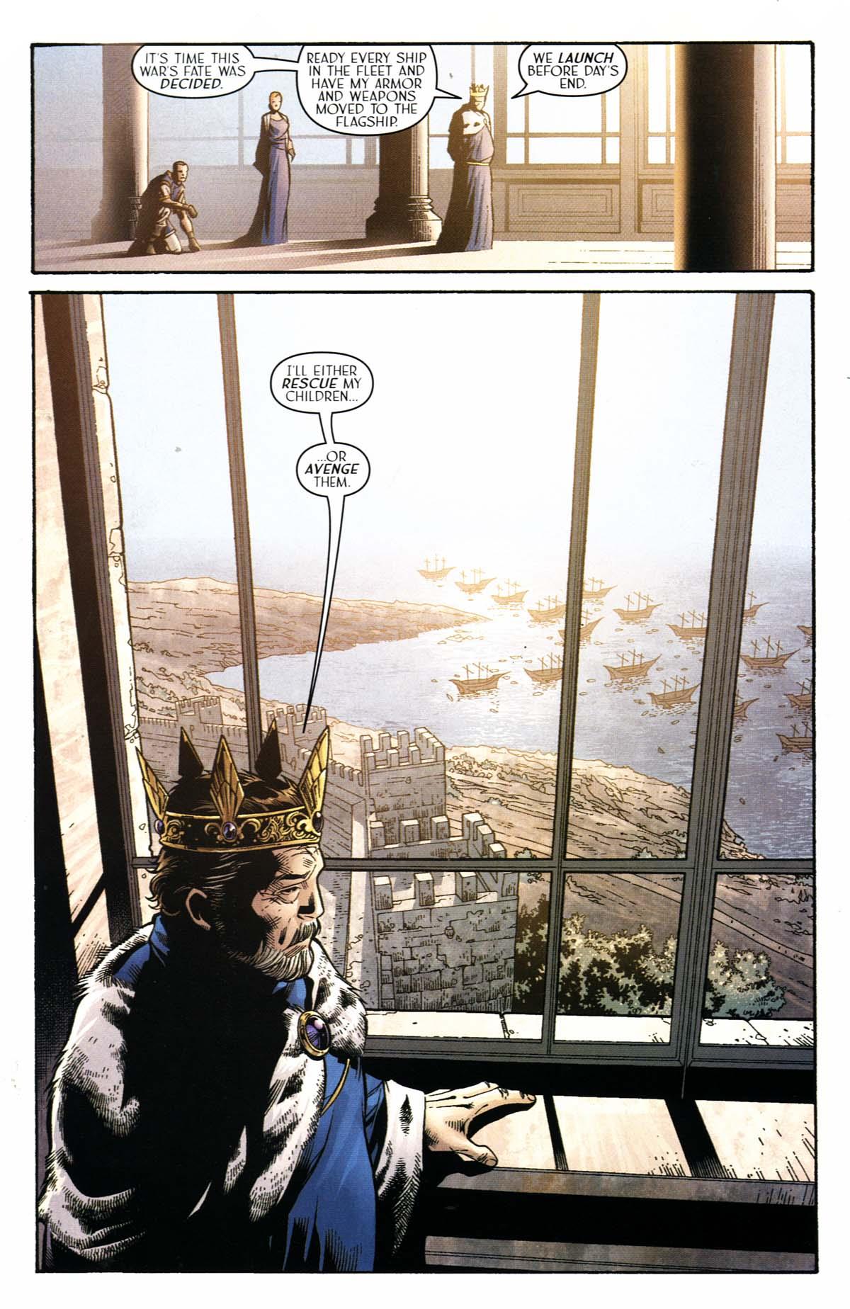 Read online Scion comic -  Issue #23 - 5