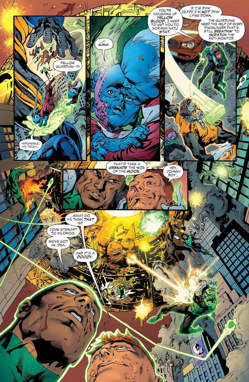 Green Lantern: The Sinestro Corps War Full #1 - English 265