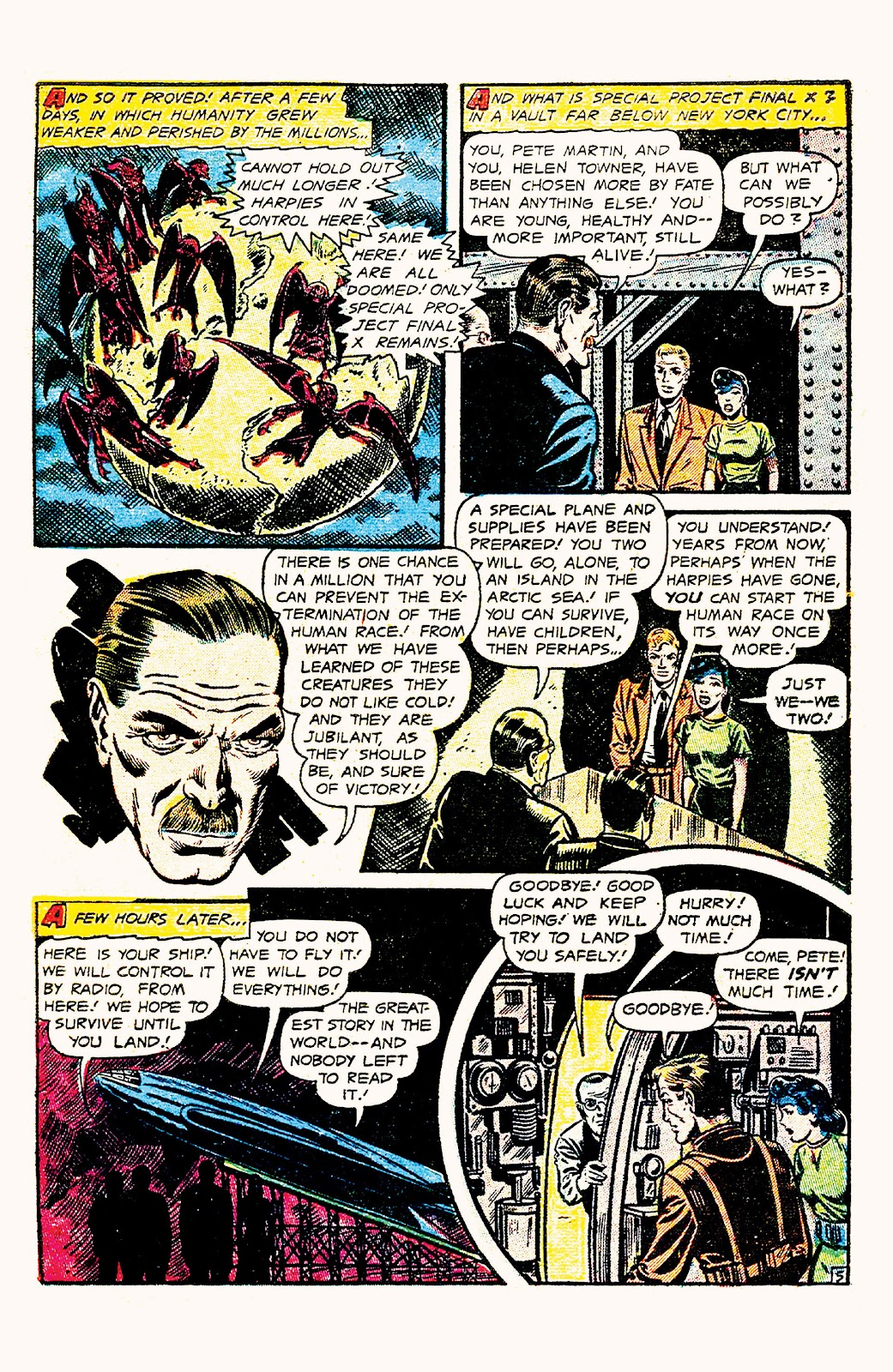 Haunted Horror Issue #4 #4 - English 7