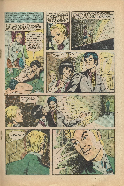 Read online Secret Hearts comic -  Issue #144 - 19