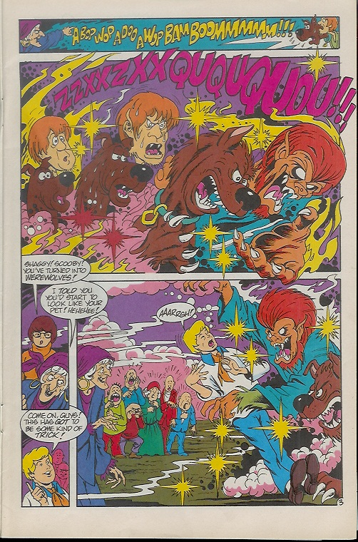 Read online Scooby-Doo (1995) comic -  Issue #9 - 5