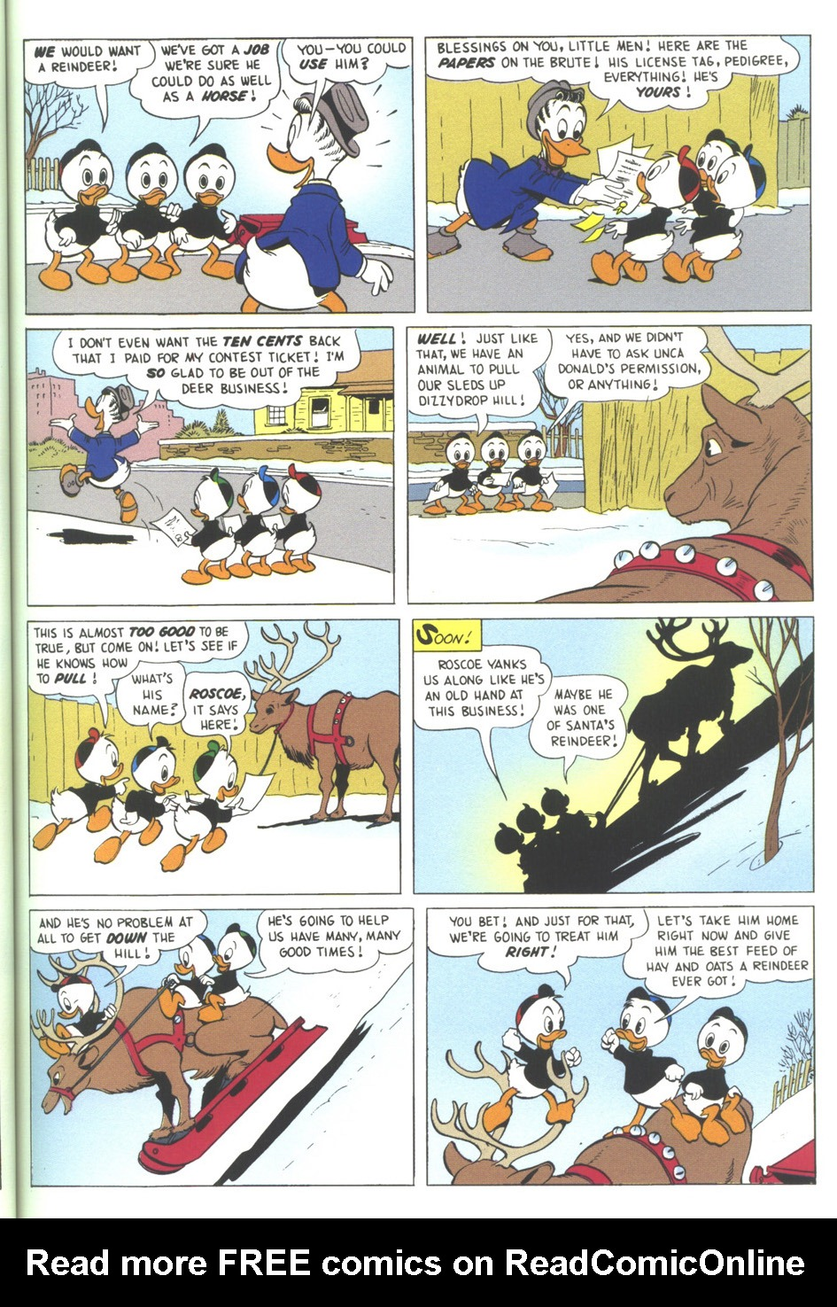 Uncle Scrooge (1953) Issue #317 #317 - English 25