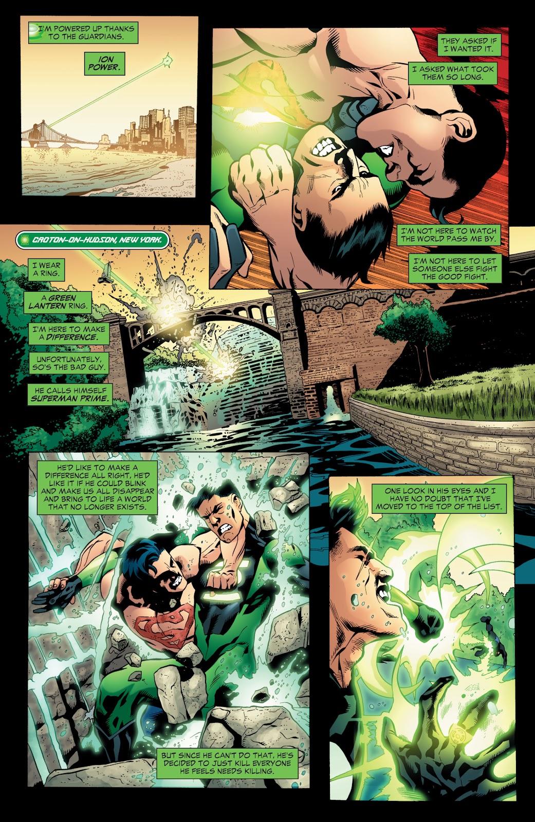 Green Lantern: The Sinestro Corps War Full #1 - English 223