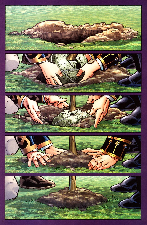 Read online Scion comic -  Issue #7 - 3