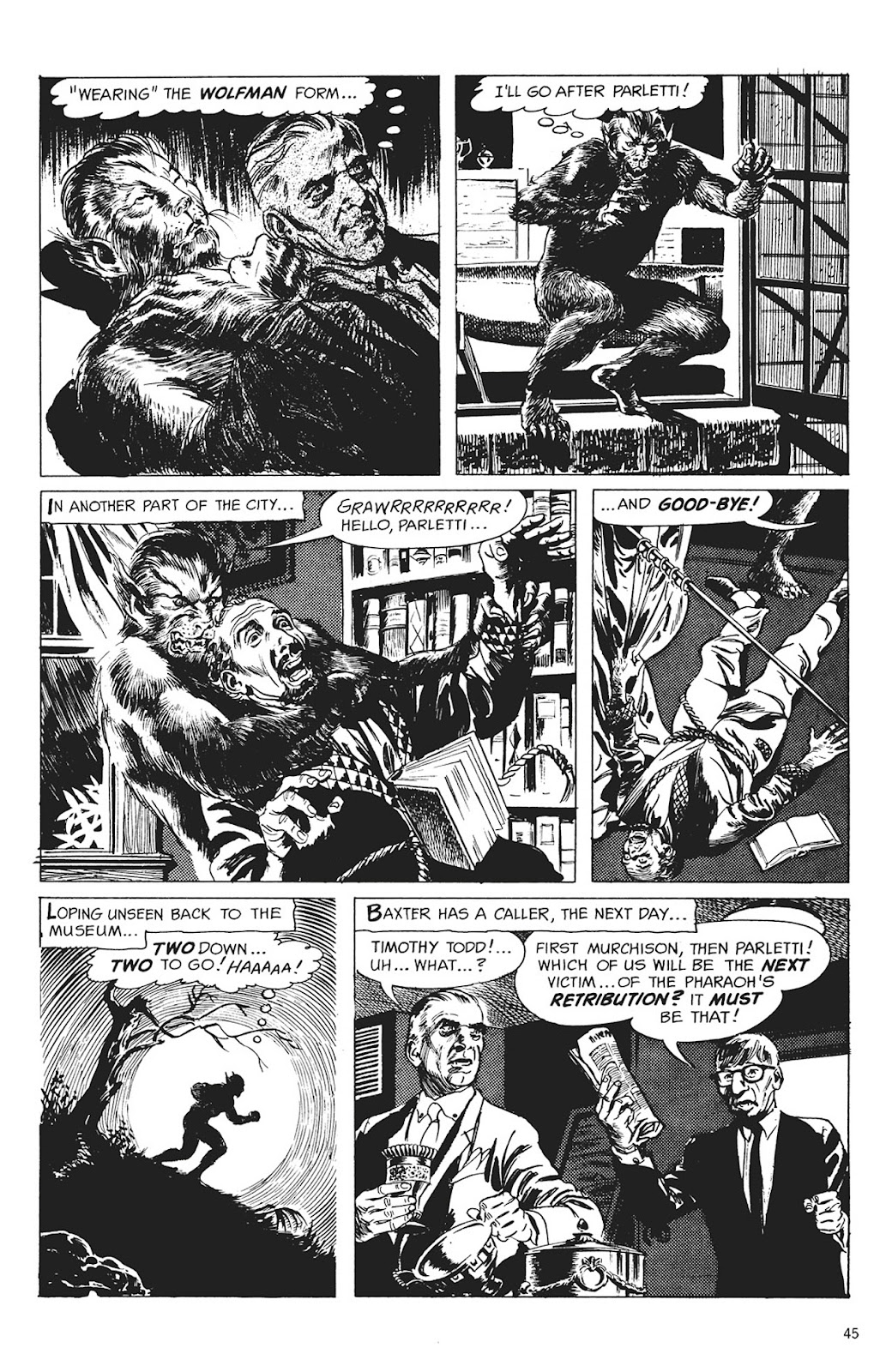 Creepy (2009) Issue #4 #4 - English 46