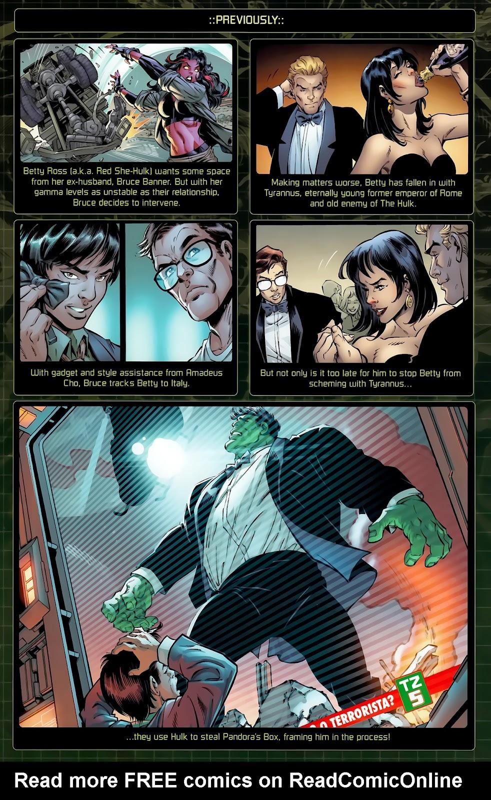 Incredible Hulks (2010) Issue #627 #17 - English 3