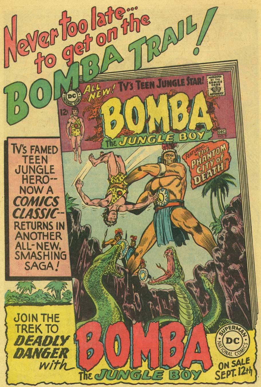 Aquaman (1962) Issue #36 #36 - English 12