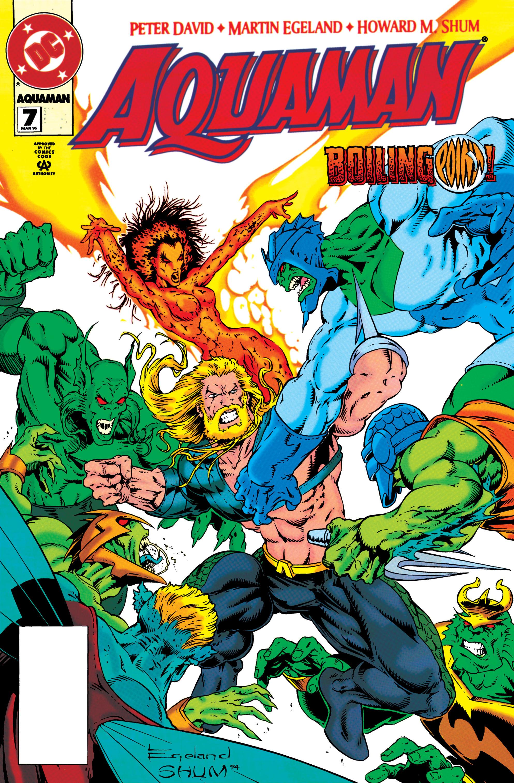 Aquaman (1994) 7 Page 1