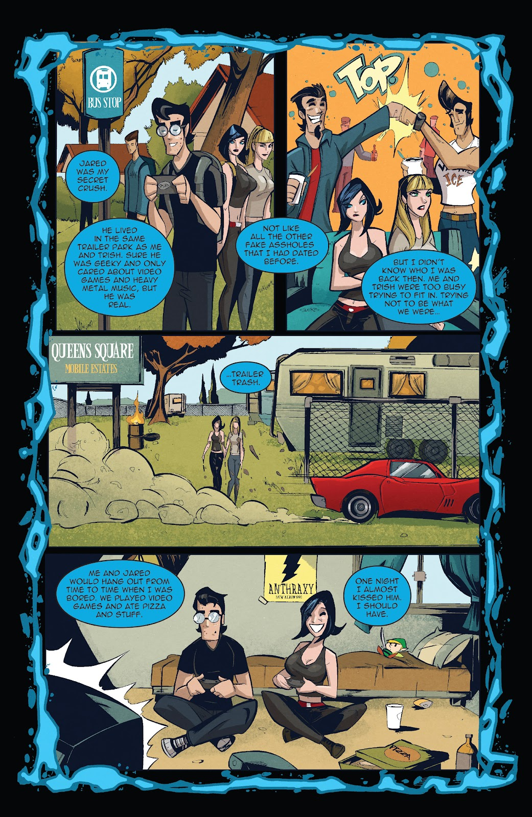 Zombie Tramp: VD Special Full Page 9