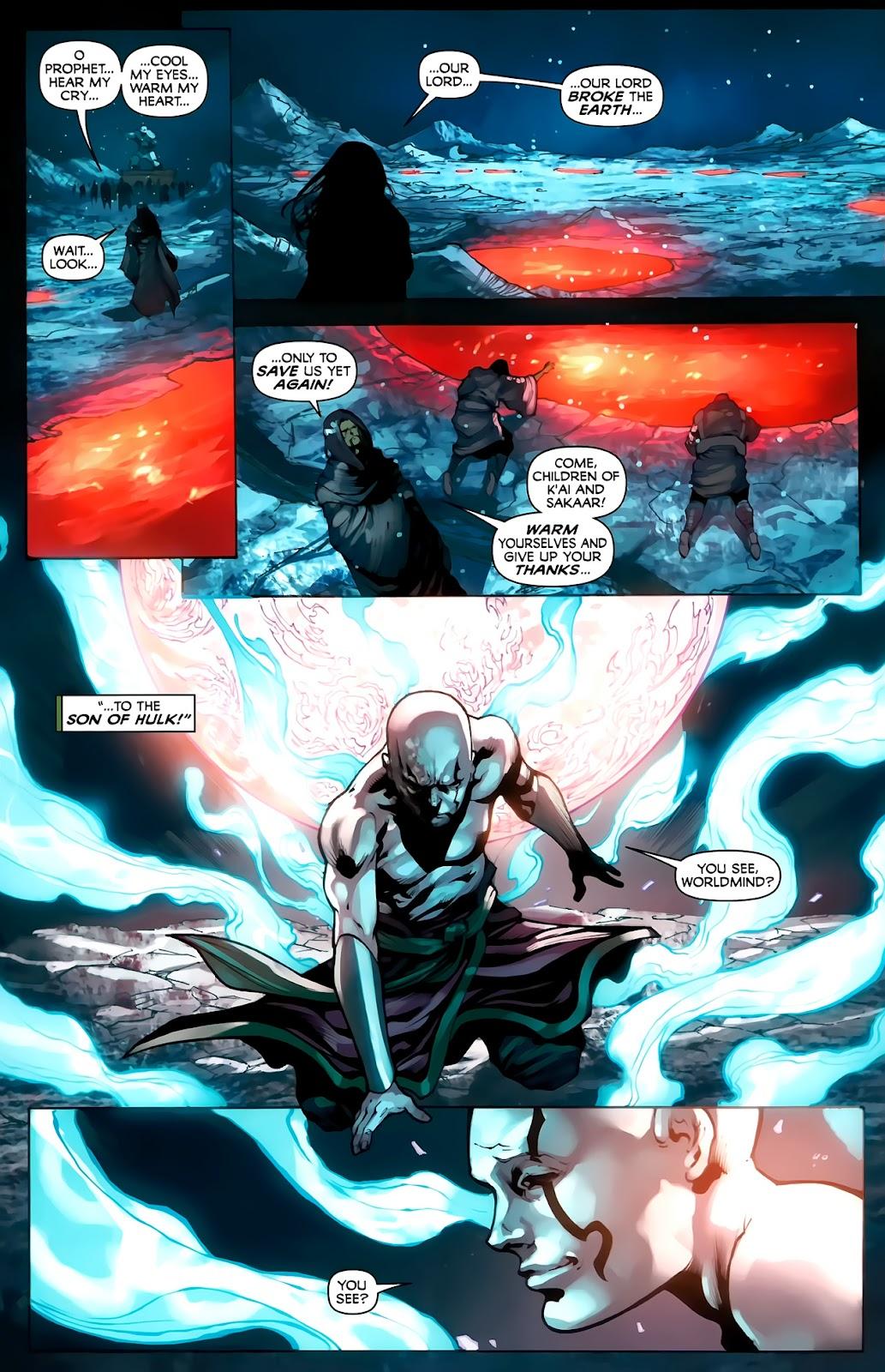 Incredible Hulks (2010) Issue #612 #2 - English 32