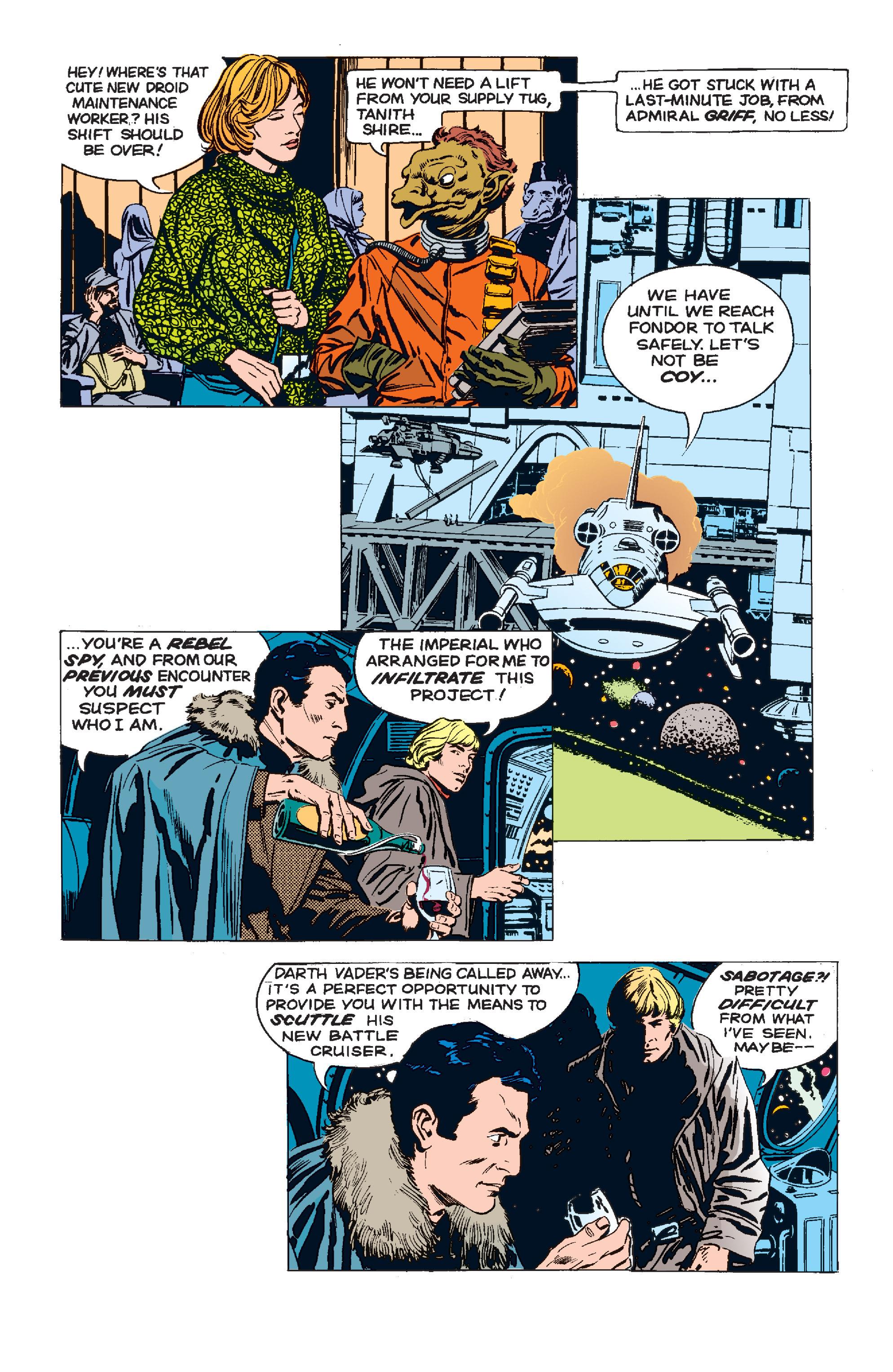 Classic Star Wars #3 #3 - English 22