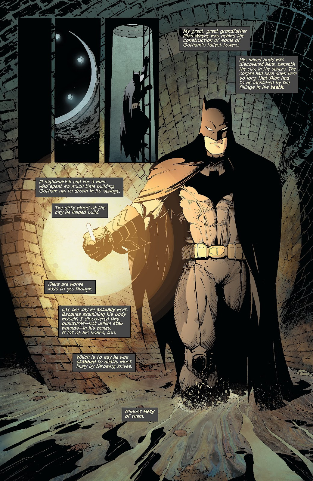 Batman (2011) Issue #4 #19 - English 18
