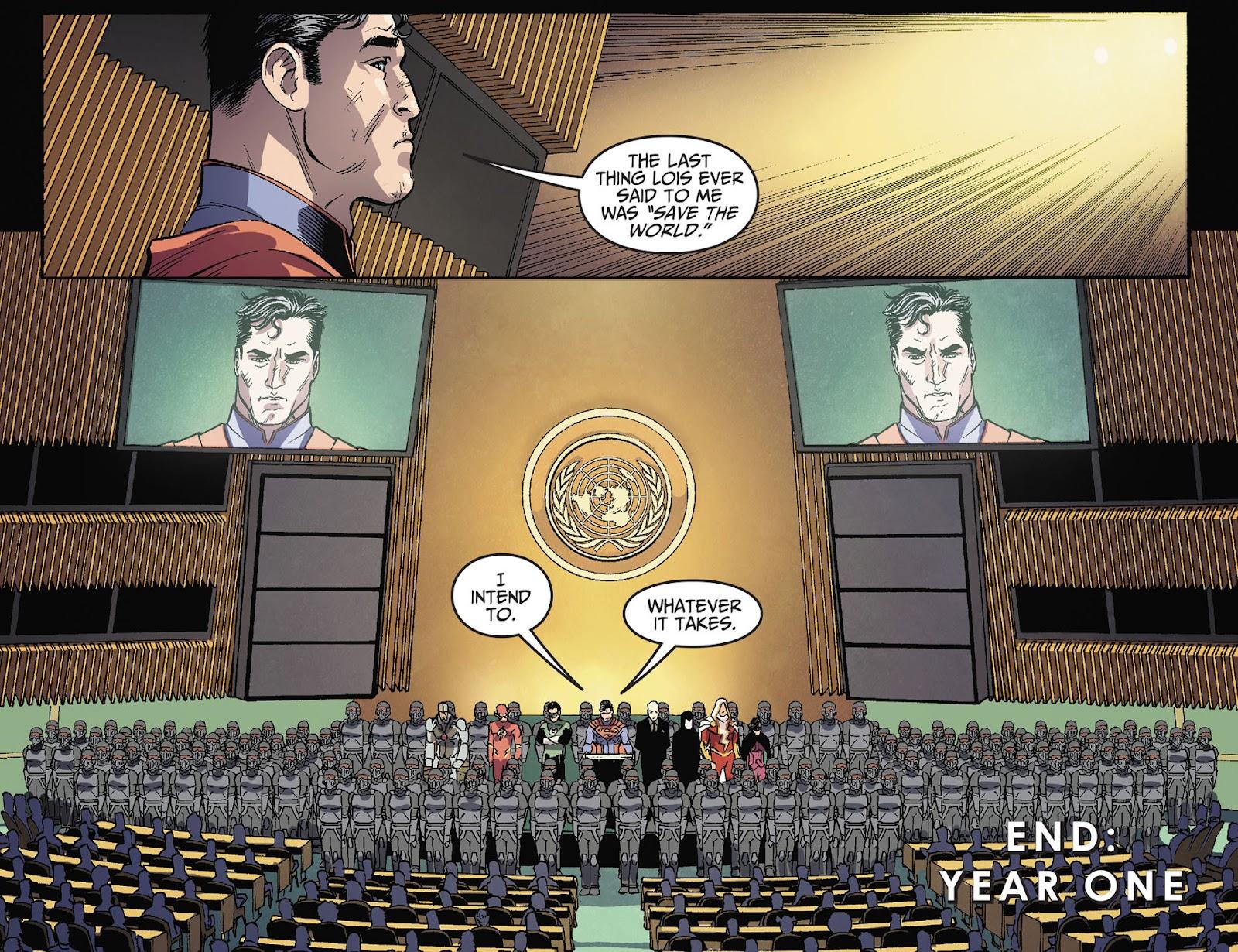 Injustice: Gods Among Us [I] Issue #36 #37 - English 22