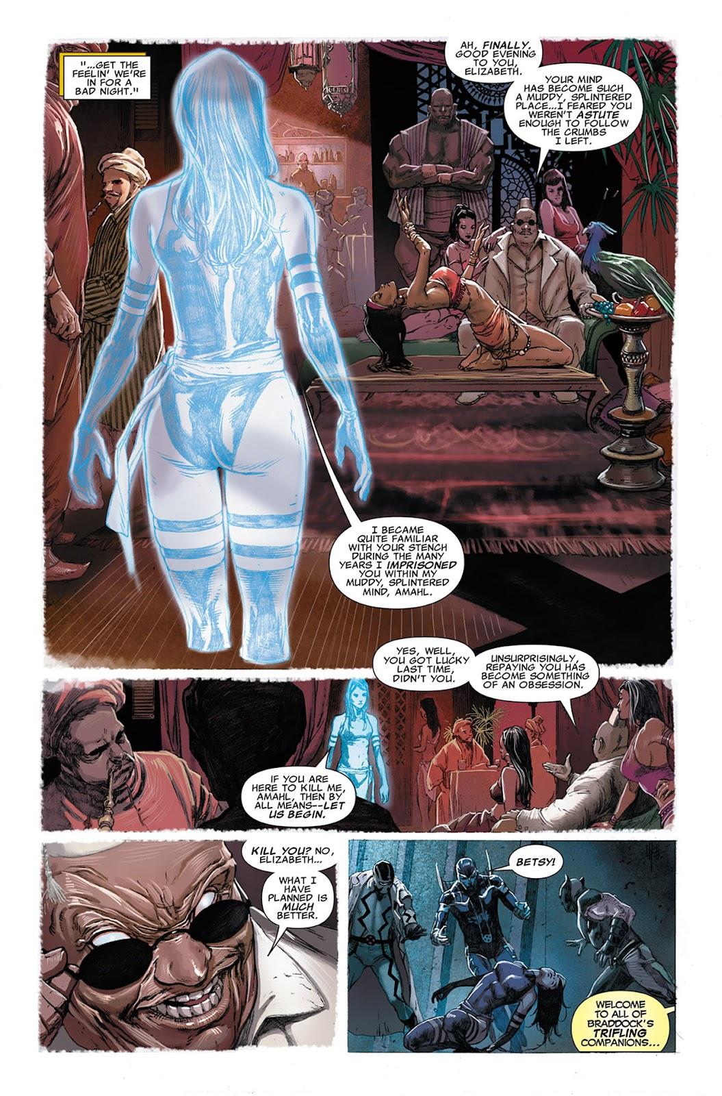 Uncanny X-Force (2010) Issue #8 #9 - English 11