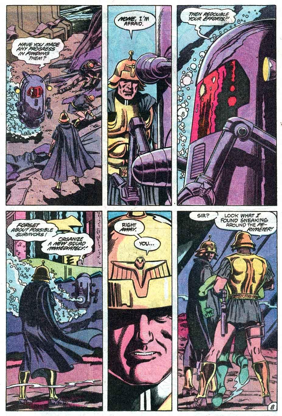 Aquaman (1989) Issue #2 #2 - English 9