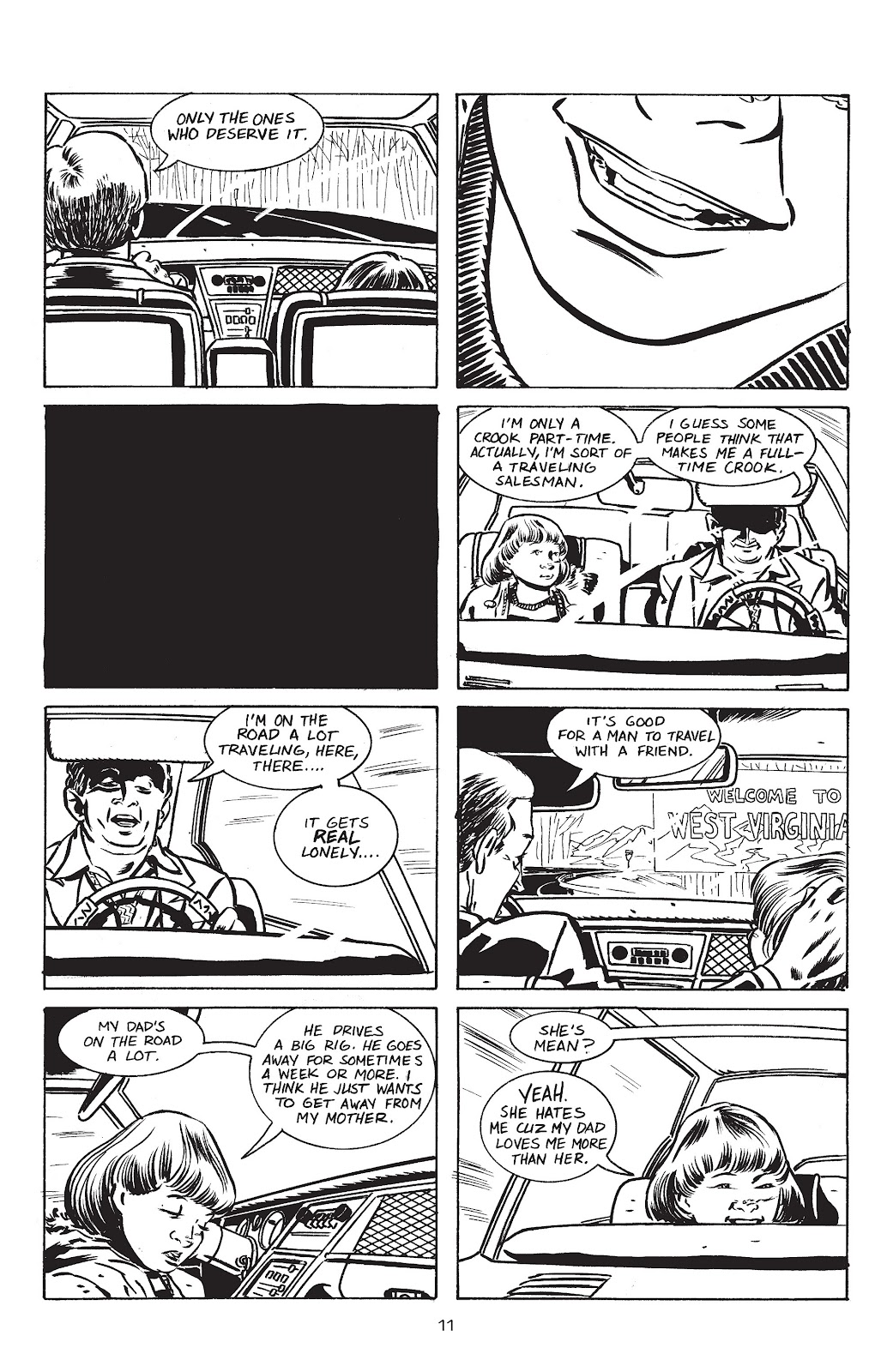 Stray Bullets Issue #4 #4 - English 13