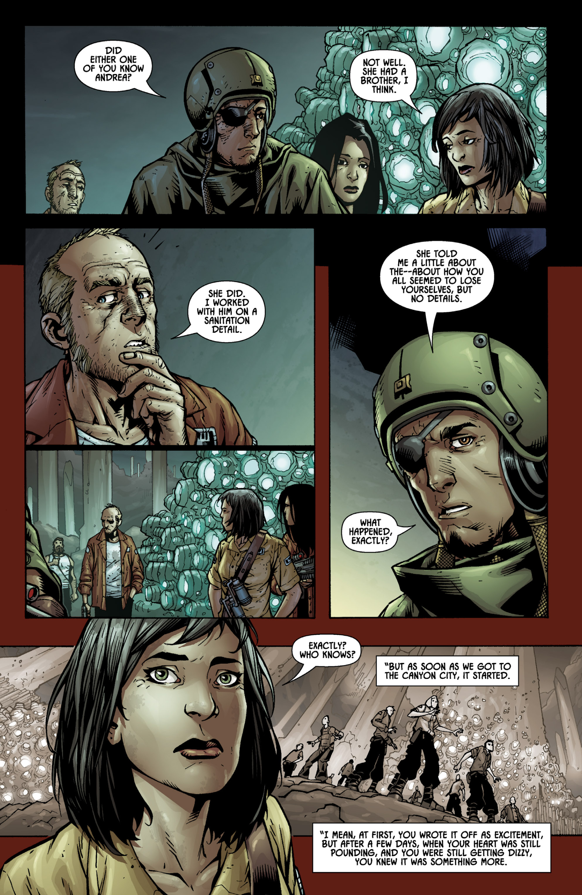Aliens (2009) TPB Page 67