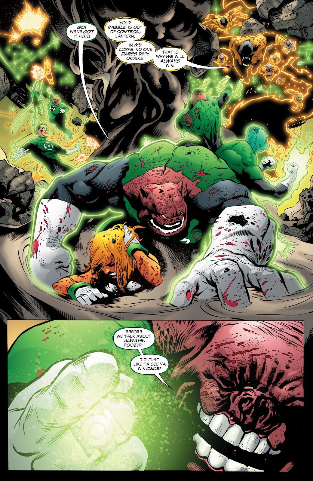 Green Lantern: The Sinestro Corps War Full #1 - English 131