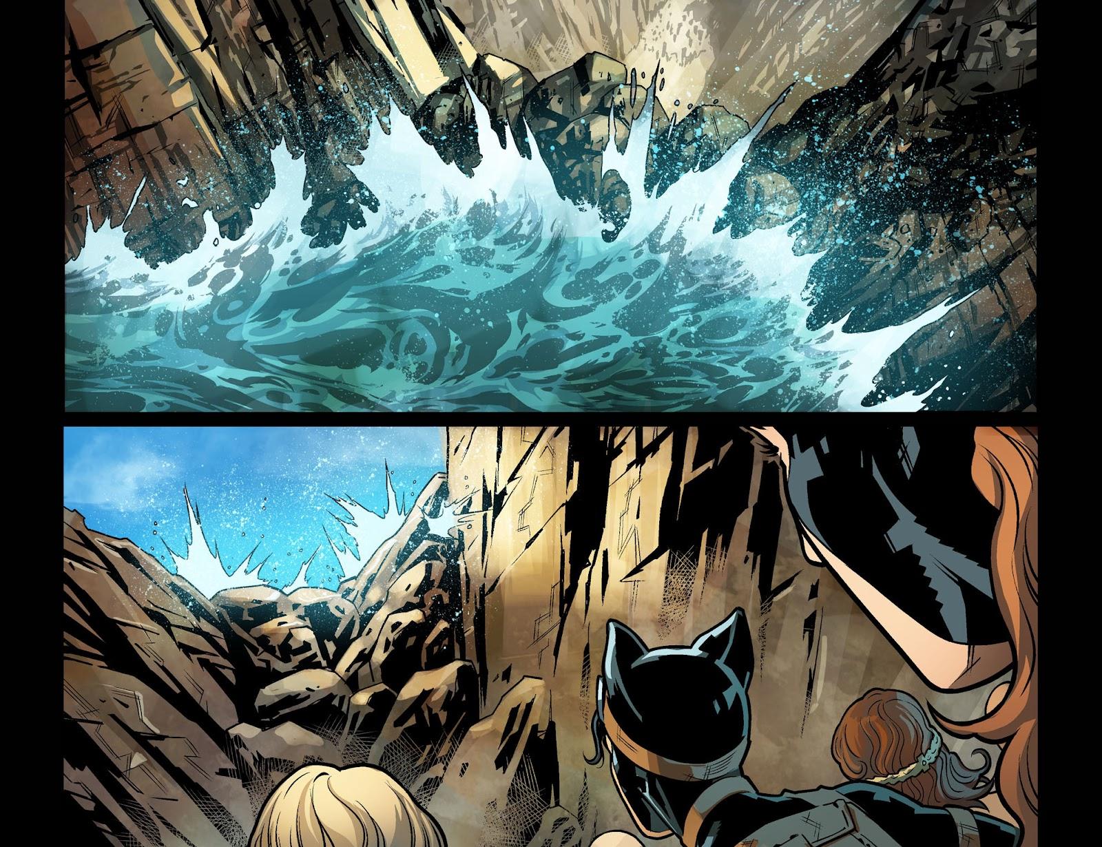 Injustice: Gods Among Us Year Four Issue #20 #21 - English 14