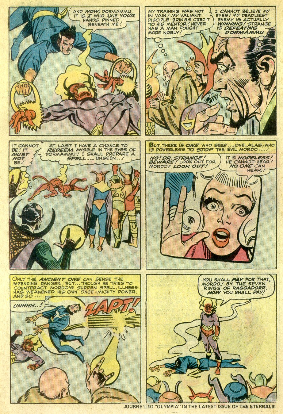 Strange Tales (1951) Issue #188 #190 - English 18