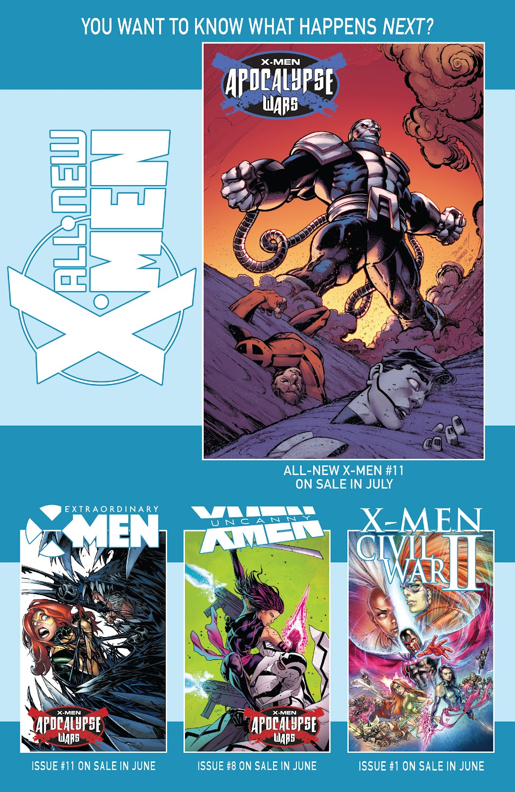 All-New X-Men (2016) Issue #10 #12 - English 24