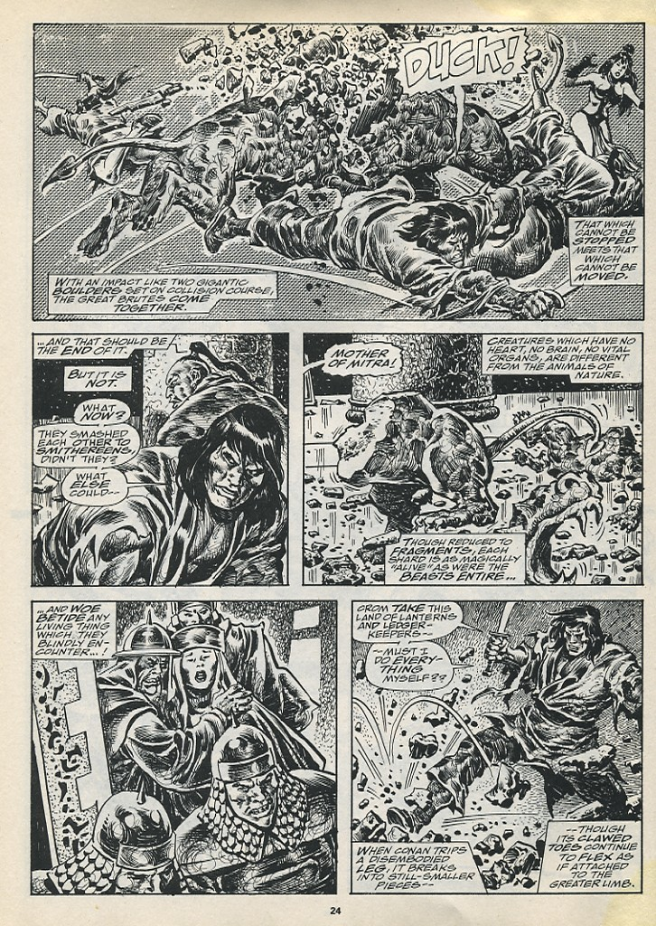 The Savage Sword Of Conan Issue #194 #195 - English 26