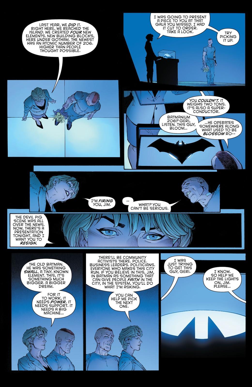 Batman (2011) Issue #45 #64 - English 17