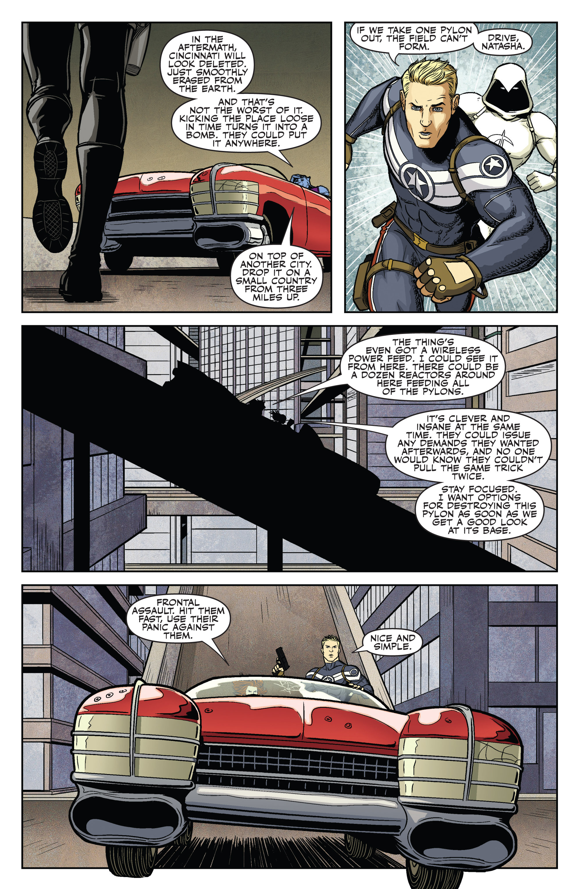 Read online Secret Avengers (2010) comic -  Issue #16 - 17
