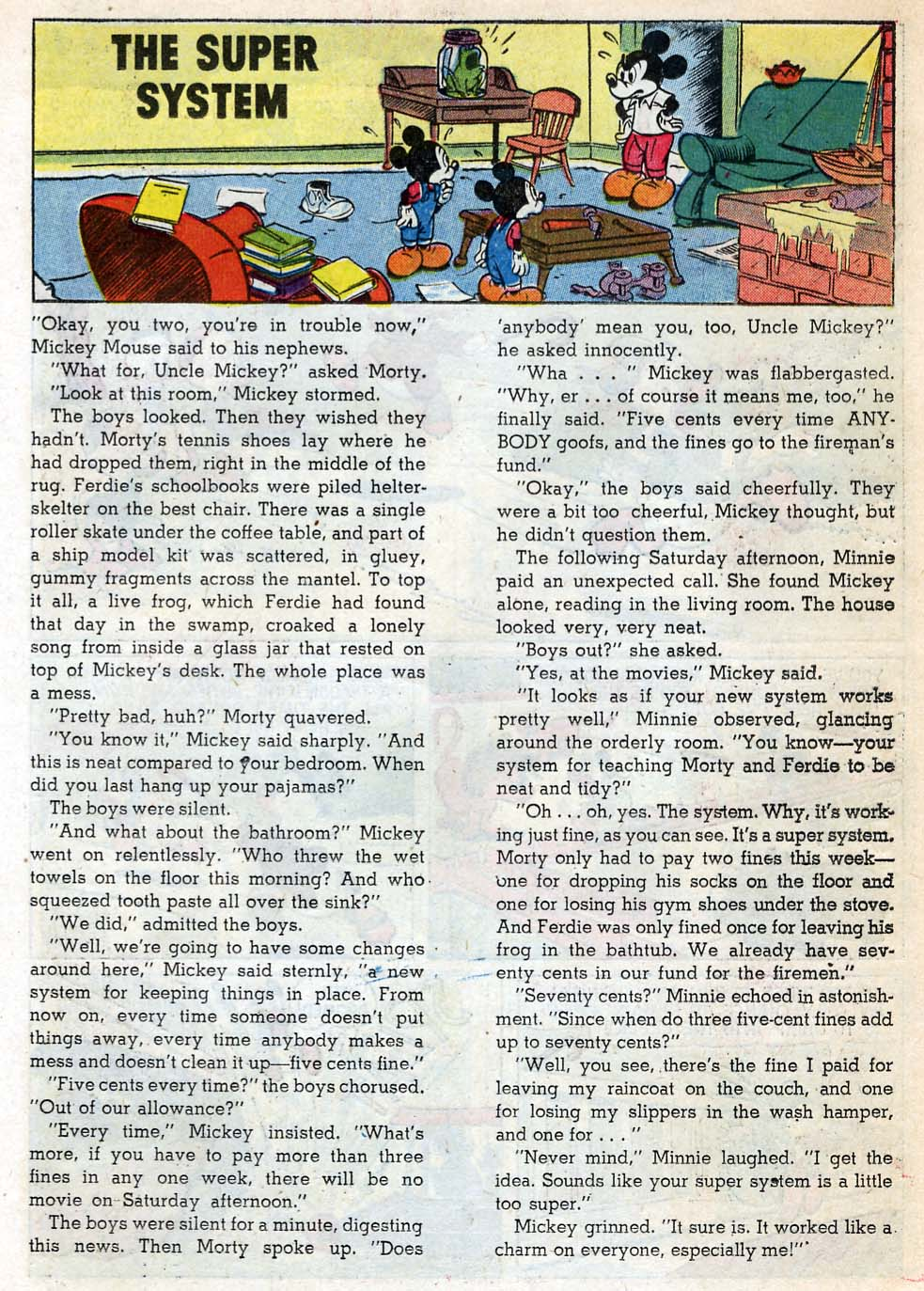 Uncle Scrooge (1953) Issue #33 #33 - English 23