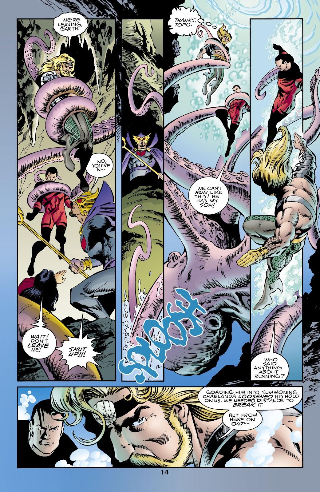 Aquaman (1994) Issue #67 #73 - English 14