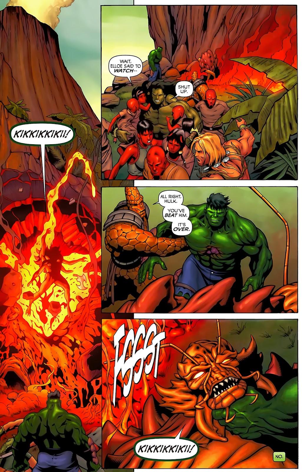 Incredible Hulks (2010) Issue #625 #15 - English 15