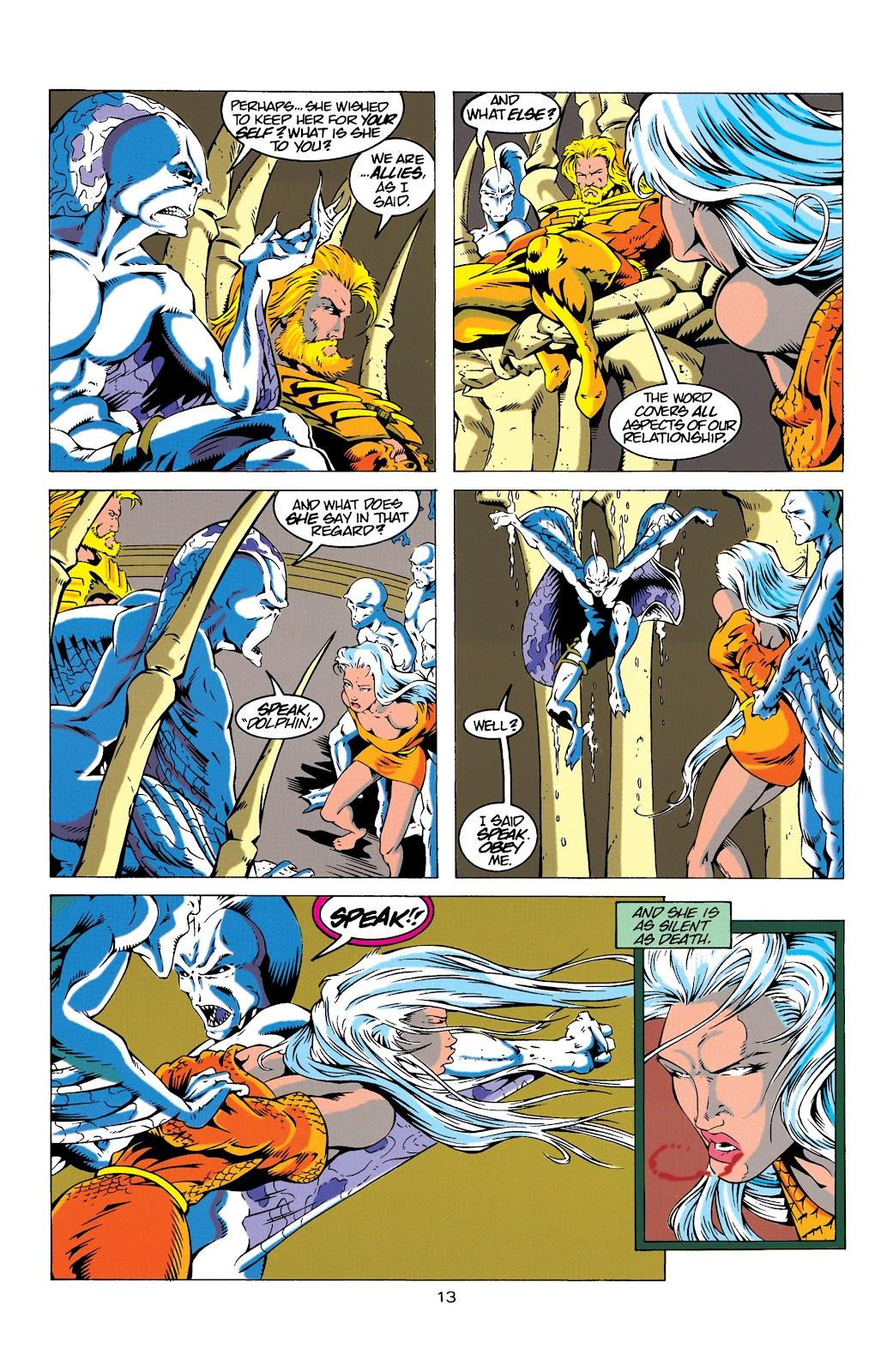 Aquaman (1994) Issue #18 #24 - English 13