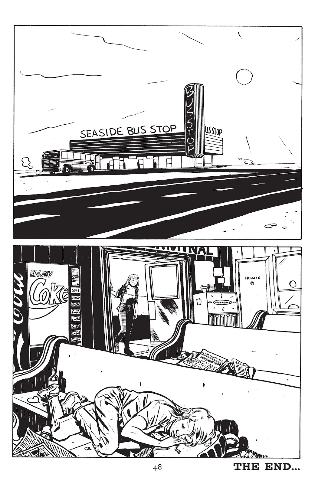 Stray Bullets Issue #14 #14 - English 50