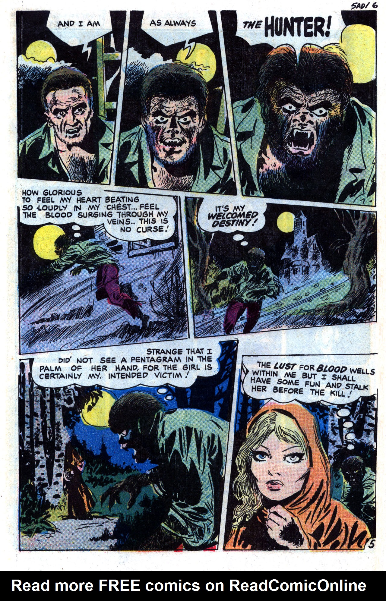 Read online Scary Tales comic -  Issue #13 - 8