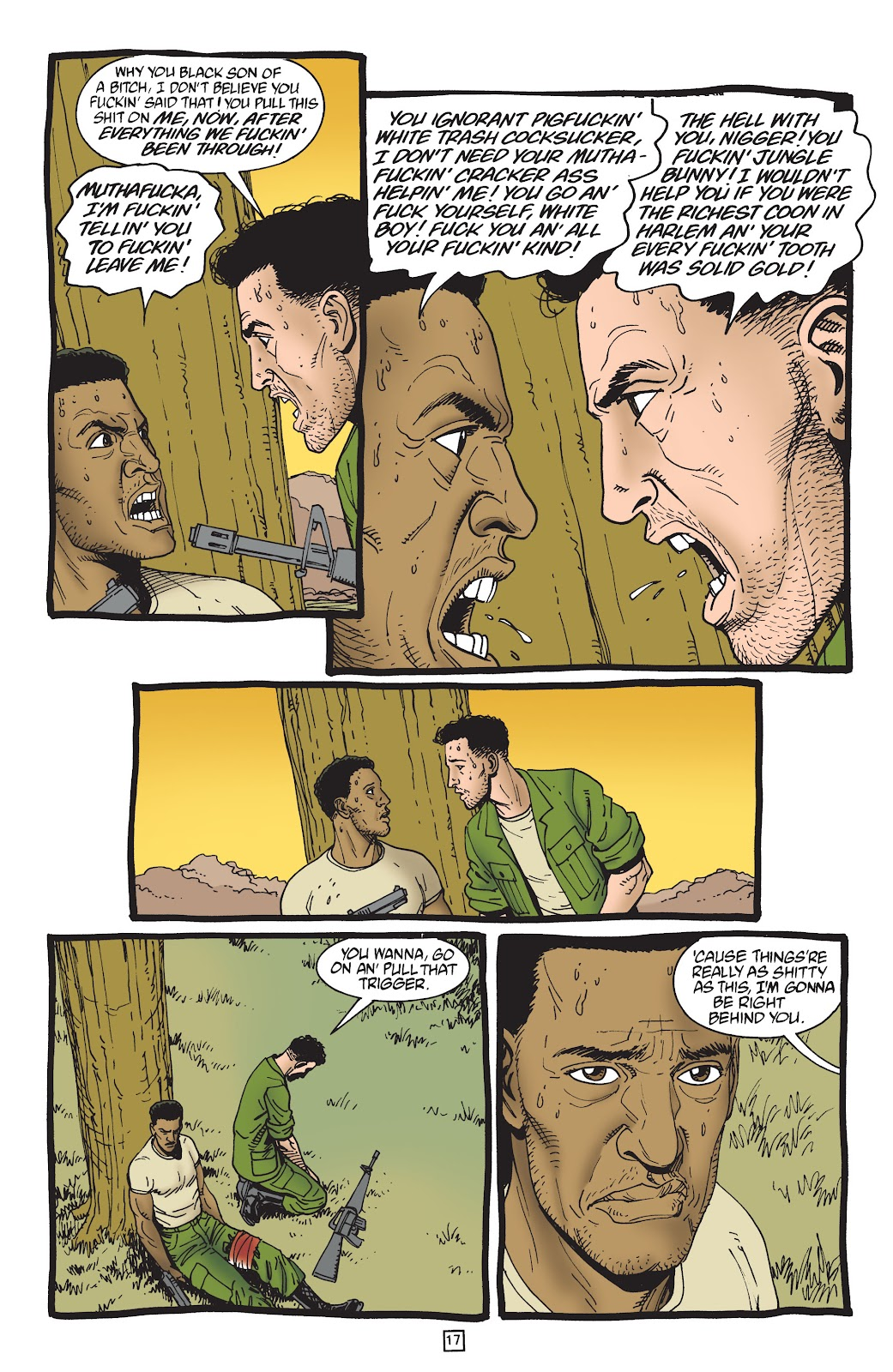 Preacher Issue #50 #59 - English 18