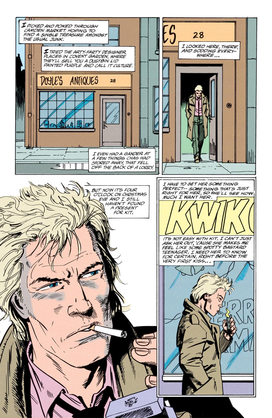 Hellblazer 49 Page 2