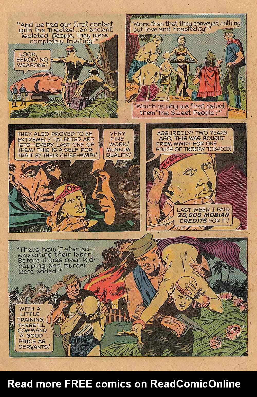 Star Trek (1967) Issue #38 #38 - English 9