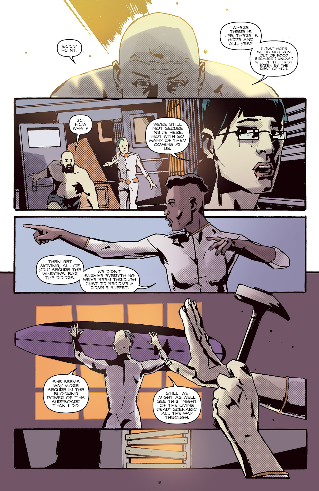 Zombies vs Robots (2015) Issue #9 Page 17