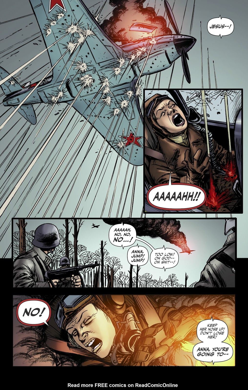 Battlefields TPB 2 #2 - English 9