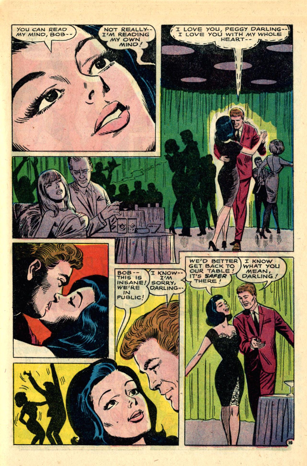 Read online Secret Hearts comic -  Issue #120 - 33