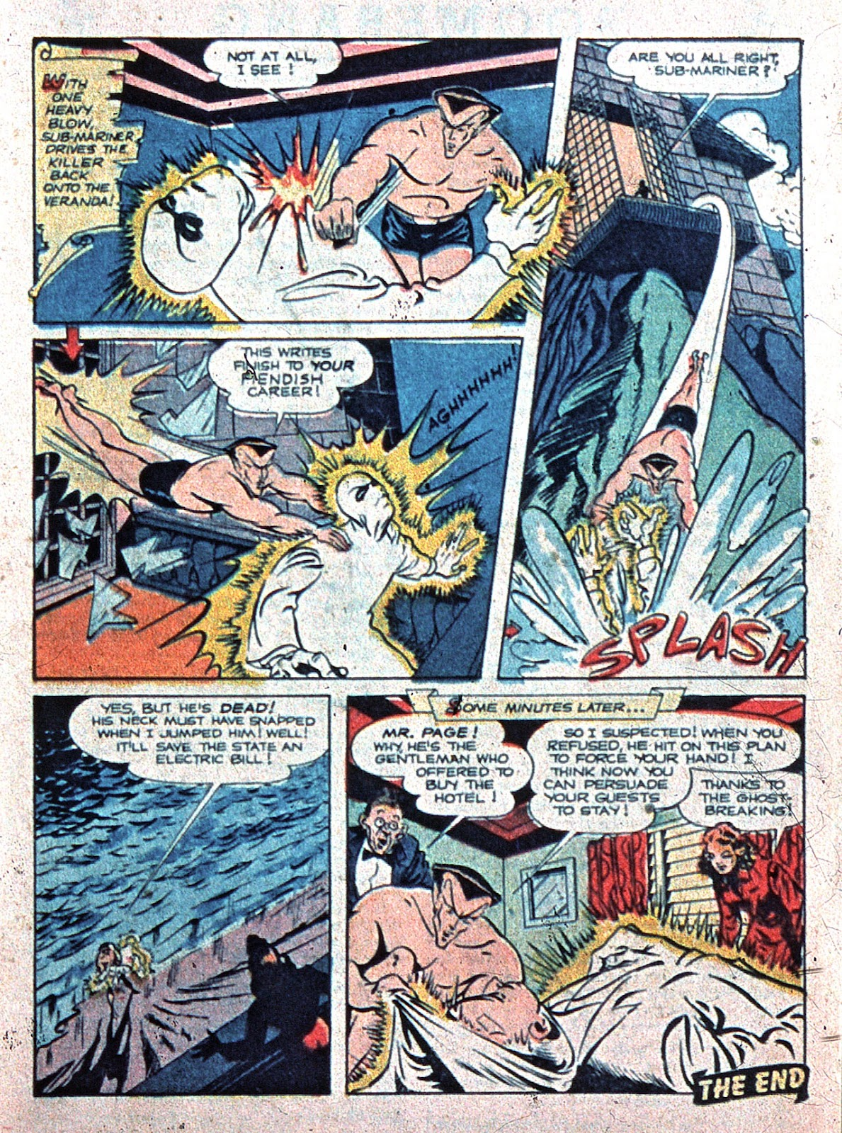 Sub-Mariner Comics Issue #15 #15 - English 27