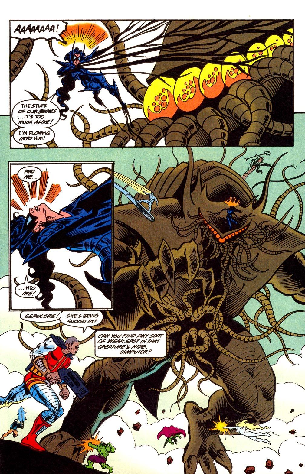 Read online Secret Defenders comic -  Issue #25 - 15