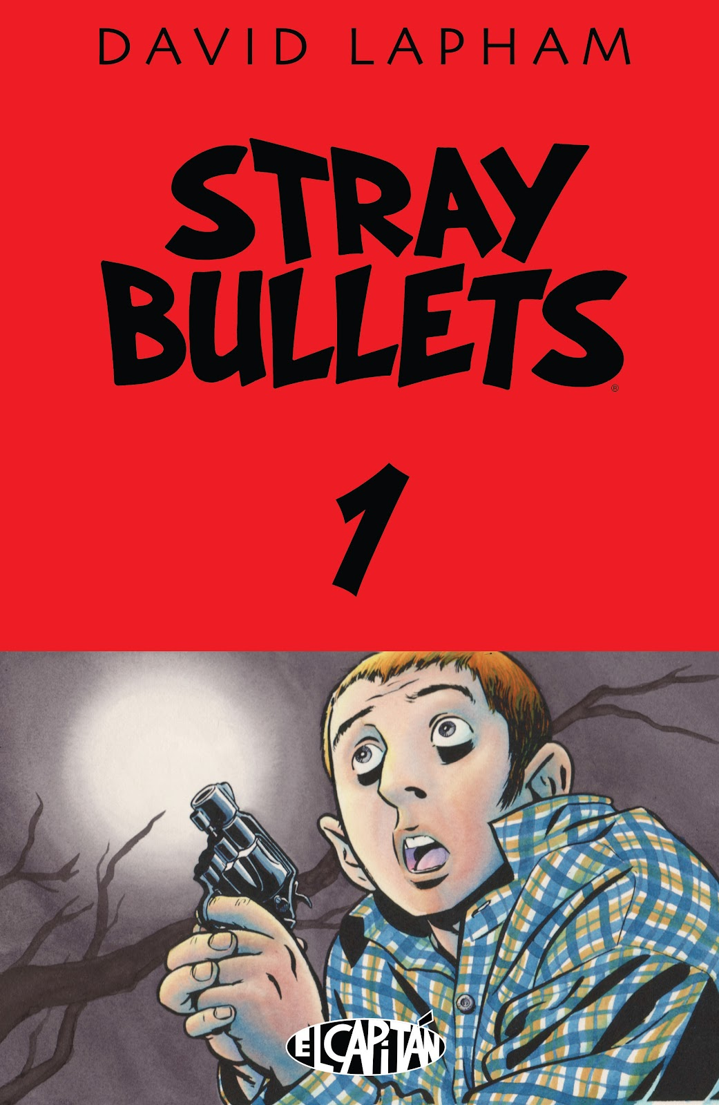 Stray Bullets Issue #1 #1 - English 1