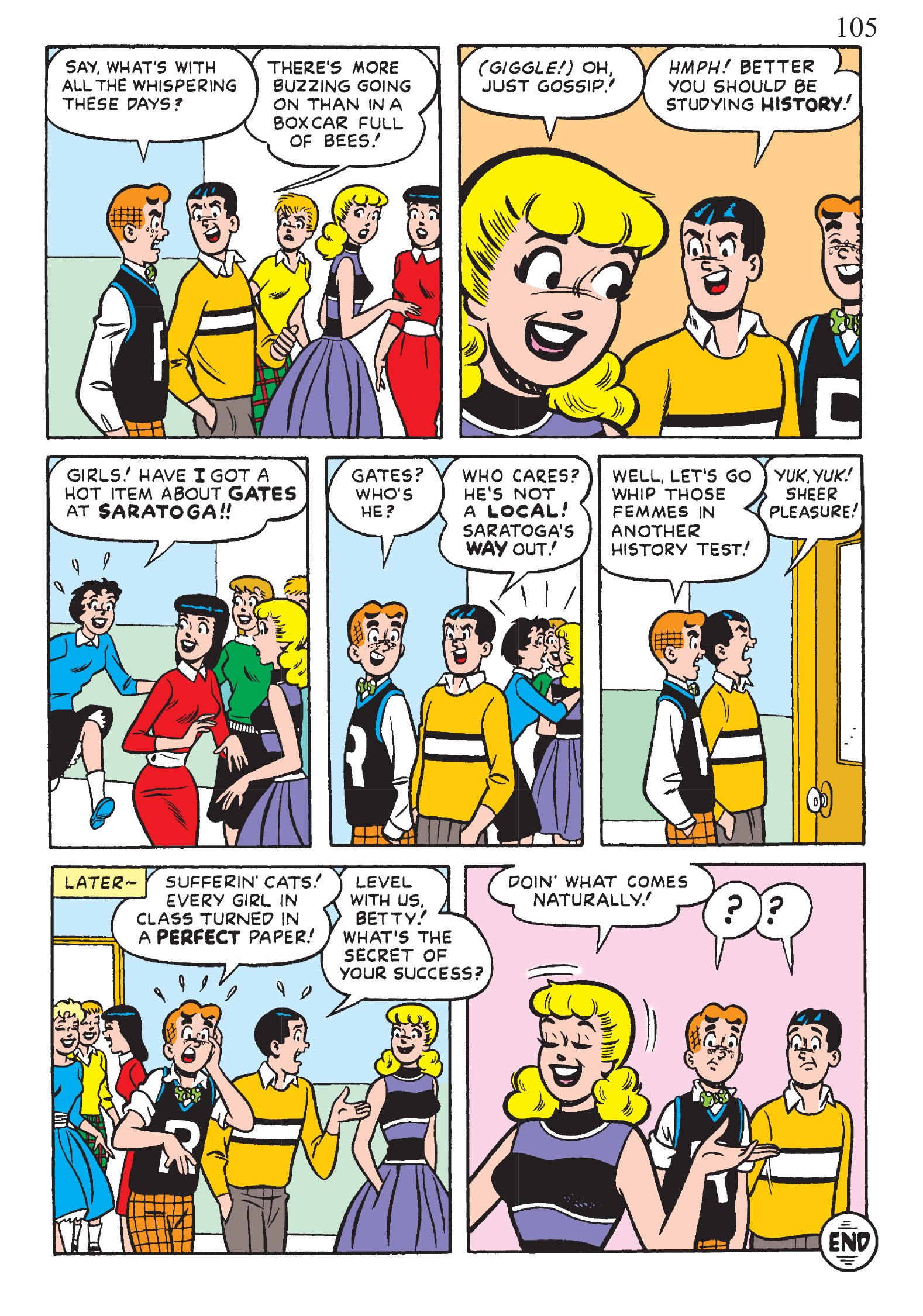 Read online The Best of Archie Comics comic -  Issue # TPB 1 (Part 1) - 103