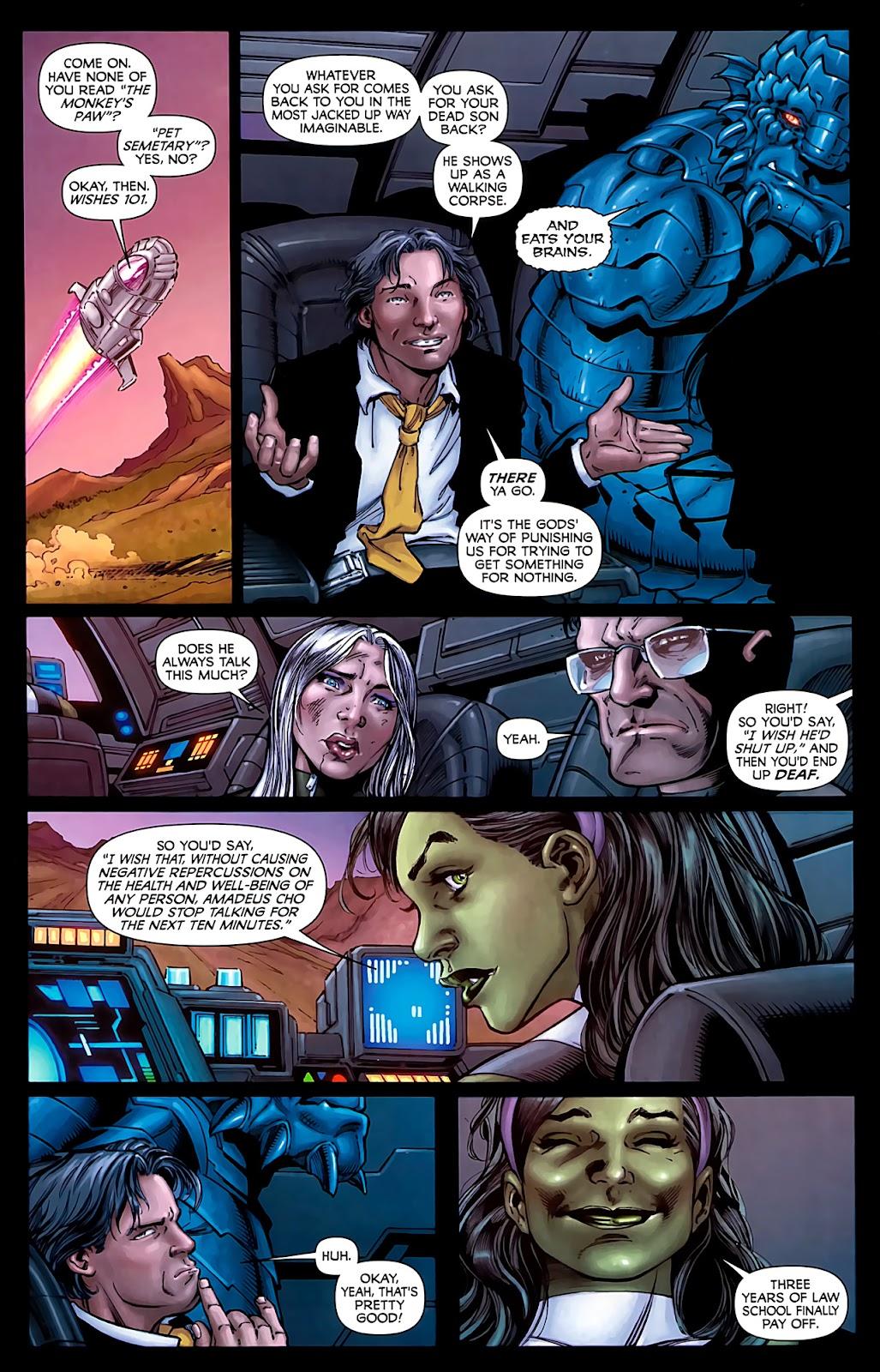 Incredible Hulks (2010) Issue #630 #20 - English 17
